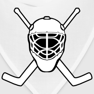 Jolly Roger Hockey Goalie - Bandana