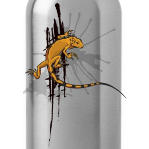 Iguanas T-Shirt - Water Bottle