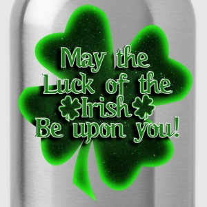 MAY THE LUCK OF THE IRISH... - Water Bottle
