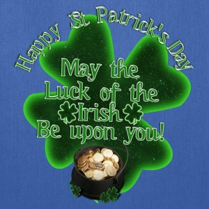 Happy St Patrick's Day - Tote Bag