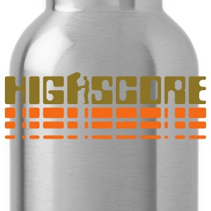 Brown Highscore2 T-Shirts - Water Bottle