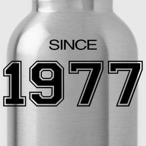 Navy birthday gift 1977 T-Shirts - Water Bottle