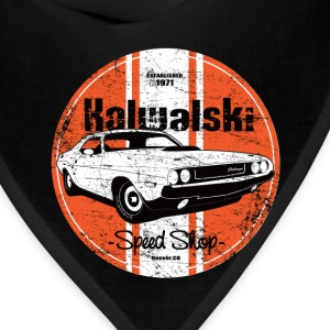 Kowalski Speed Shop - Bandana