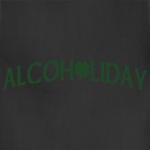 Forest green Alcoholiday T-Shirts - Adjustable Apron