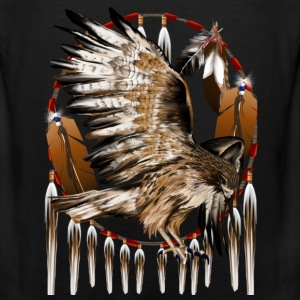 Flying Hawk Dreamcatcher - Men's Premium Tank
