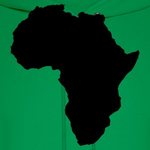 Kelly green AFRICA  T-Shirts - Men's Hoodie