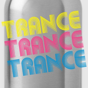 Black Fancy Trance Toddler Shirts - Water Bottle