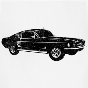 1967 Ford Mustang Fastback - Adjustable Apron