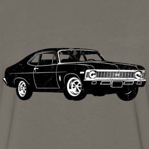 1968 Chevrolet Nova SS 396 - Men's Premium Long Sleeve T-Shirt