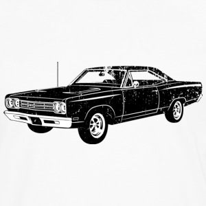 1969 Plymouth Roadrunner - Men's Premium Long Sleeve T-Shirt