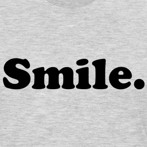 smile T-Shirts - Men's Premium Long Sleeve T-Shirt