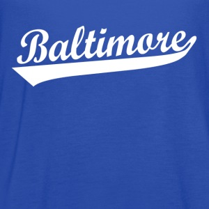 Baltimore - Women's Flowy Tank Top by Bella