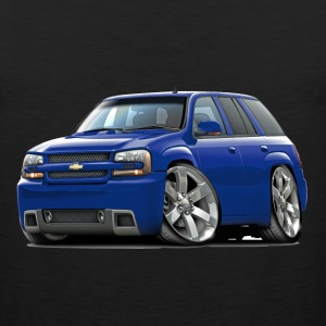 Chevy Trailblazer SS Blue Truck - Men's Premium Tank
