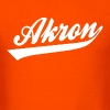 Akron - Men's T-Shirt