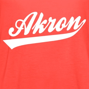Akron - Women's Flowy Tank Top by Bella