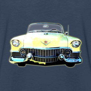 50s Cadillac - Men's Premium Long Sleeve T-Shirt