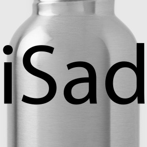 isad - Steve Jobs tribute T-Shirts - Water Bottle
