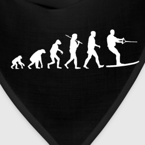 Water ski Evolution funny - Bandana