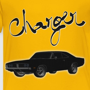 Charger Muscle Car Kids' Shirts - Toddler Premium T-Shirt