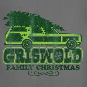 Griswold Family Christmas T Shirt - Adjustable Apron