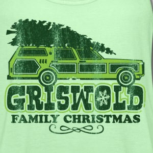 Griswold Family Christmas T Shirt - Women's Flowy Tank Top by Bella