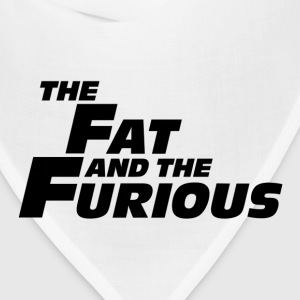 The Fat and the Furious T-Shirts - Bandana