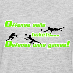 Defense Sells - Men's Premium Long Sleeve T-Shirt