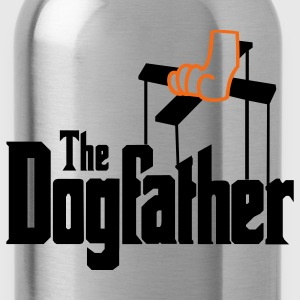 The Dogfather! T-Shirts - Water Bottle