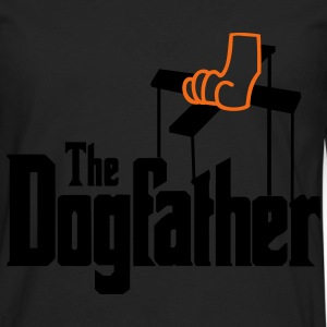 The Dogfather! T-Shirts - Men's Premium Long Sleeve T-Shirt