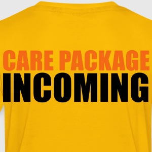 CARE PACKAGE INCOMING Kids' Shirts - Toddler Premium T-Shirt