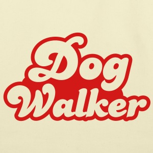 DOG Walker Kids' Shirts - Eco-Friendly Cotton Tote