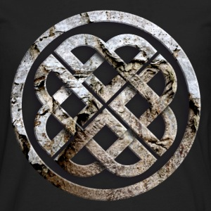 viking_knot_112011_c T-Shirts - Men's Premium Long Sleeve T-Shirt