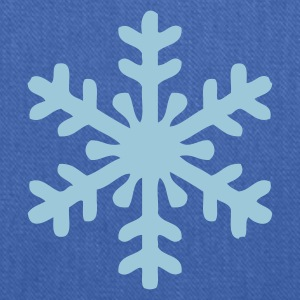 Snowflake T-Shirts - Tote Bag