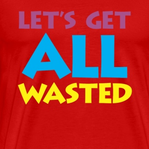 wasted T-Shirts - Men's Premium T-Shirt