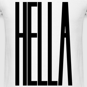 HELLA Tank - Men's T-Shirt