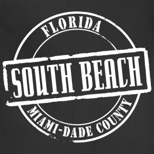South Beach Title B Tank Top - Adjustable Apron