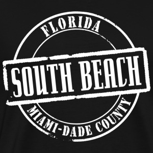 South Beach Title B Tank Top - Men's Premium T-Shirt