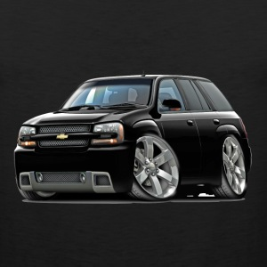 Chevy Trailblazer SS Black Truck - Men's Premium Tank