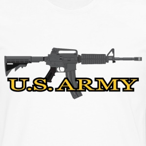 US Army M-4 T-Shirts - Men's Premium Long Sleeve T-Shirt