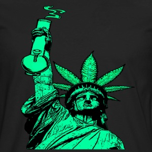 THE PURSUIT OF CANNABIS - Men's Premium Long Sleeve T-Shirt