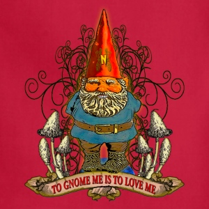 THE LOVE GNOME - Adjustable Apron