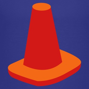 witches hat traffic cone road marker Kids' Shirts - Toddler Premium T-Shirt