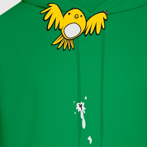 That Pretty Bird Pooped on My Shirt! T-Shirts - Men's Hoodie