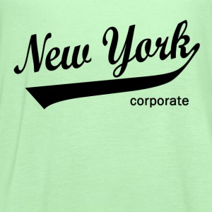 New York - Women's Flowy Tank Top by Bella