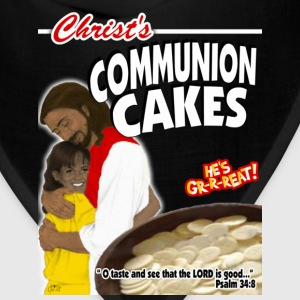 Communion Cakes by GP Wear T-Shirts - Bandana