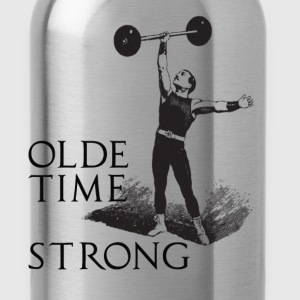 olde time strong crossfit WOD - Water Bottle