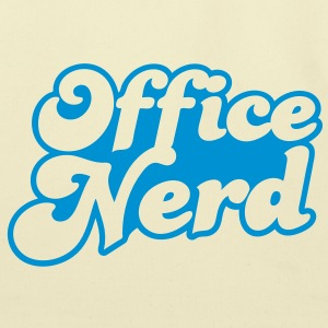 office nerd T-Shirts - Eco-Friendly Cotton Tote