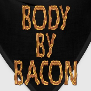 Body By Bacon Fat T-Shirts - Bandana