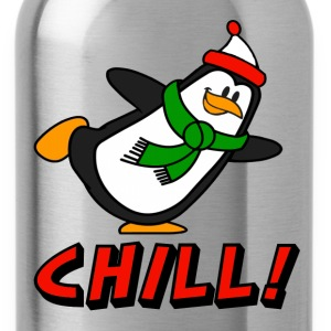 Penguin Chill! Chilly Willy T-Shirts - Water Bottle