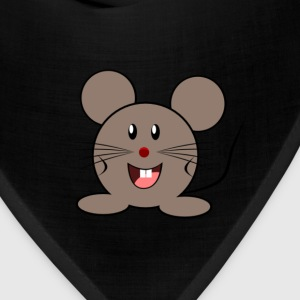 Cute Cartoon Mouse - Bandana